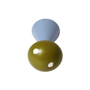 Pat�re champignon - moutarde et lilas
