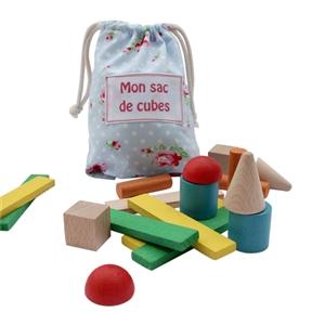 Sac de cubes personnalisable Emilie