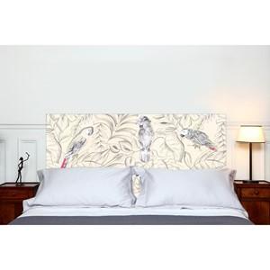 D coration maison objets de d coration objets de - Tete de lit sans fixation au mur ...
