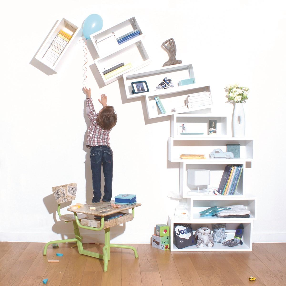 Biblioth que design laqu e barnab - Bibliotheque design laquee ...