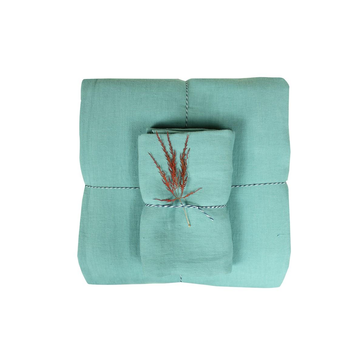 parure de lit en lin le linge de lit en lin la parure de. Black Bedroom Furniture Sets. Home Design Ideas