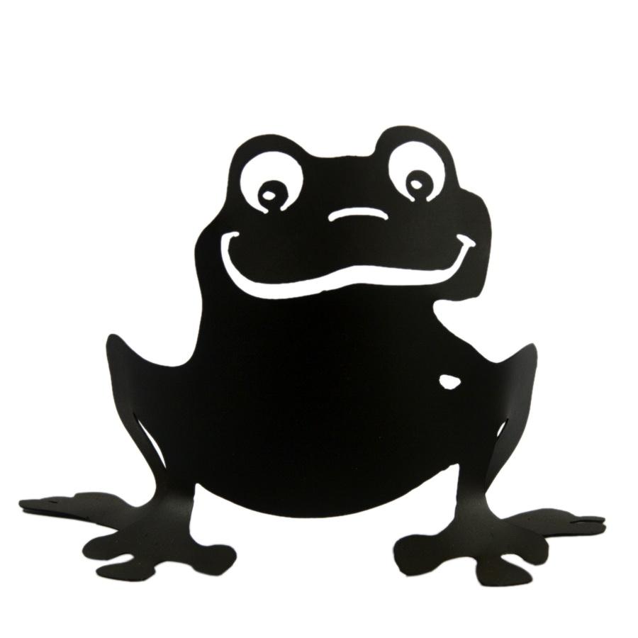 Photophore grenouille Bob noir