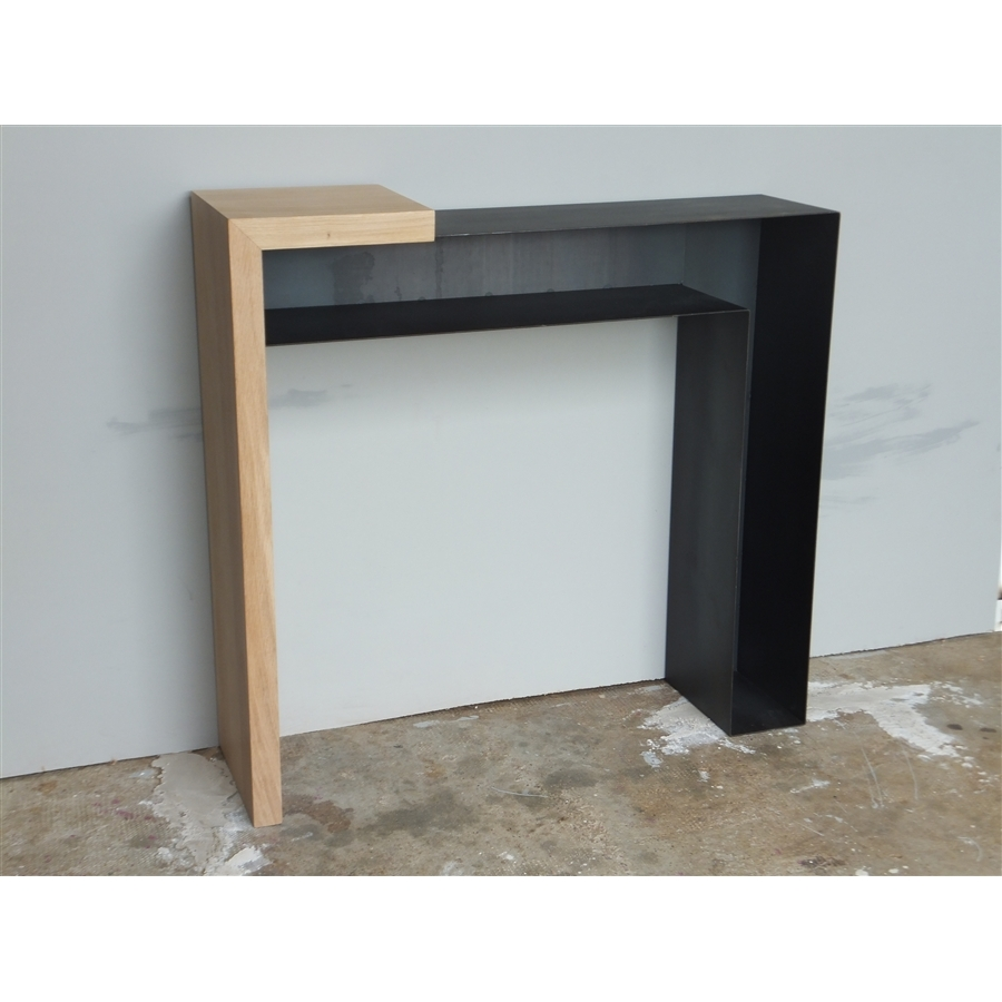 petite console d entr e en verre cuisine design et d coration photos. Black Bedroom Furniture Sets. Home Design Ideas