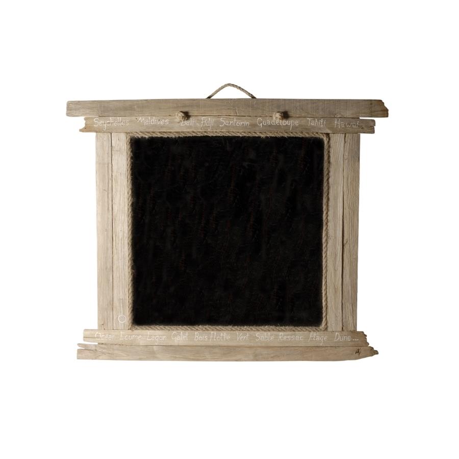 miroir bois flotte fabrication. Black Bedroom Furniture Sets. Home Design Ideas
