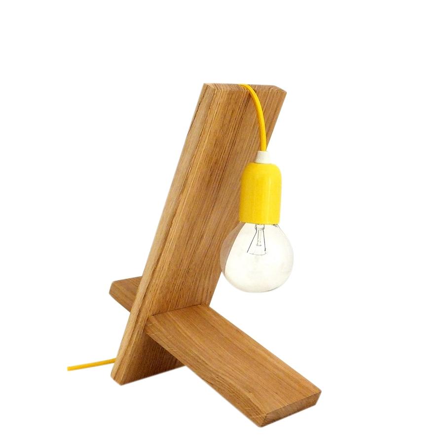 lampe bois design. Black Bedroom Furniture Sets. Home Design Ideas