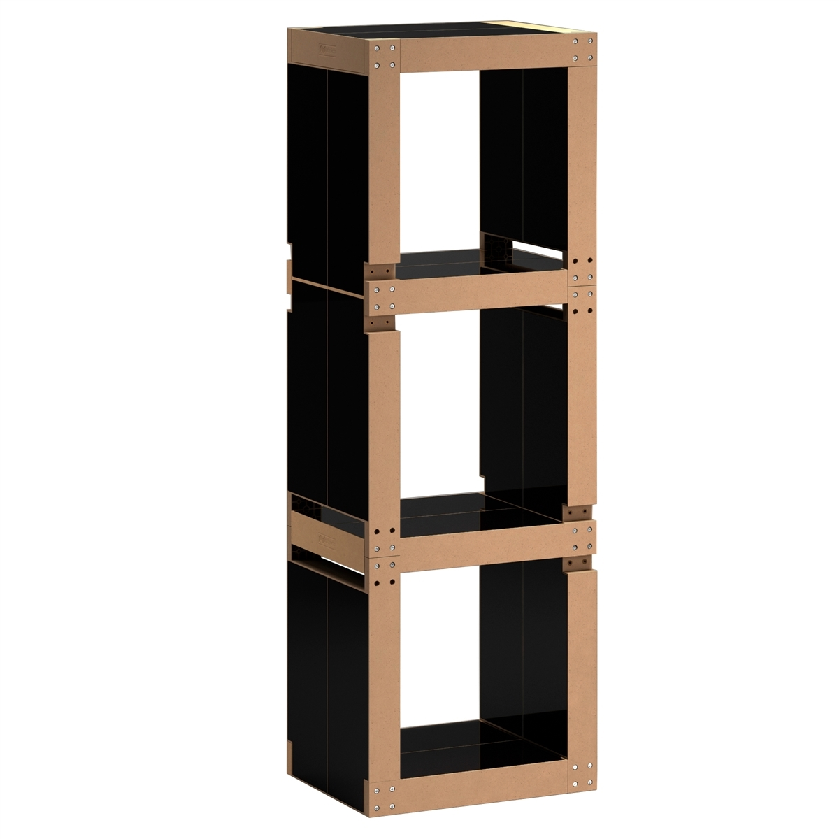colonne bibliotheque. Black Bedroom Furniture Sets. Home Design Ideas