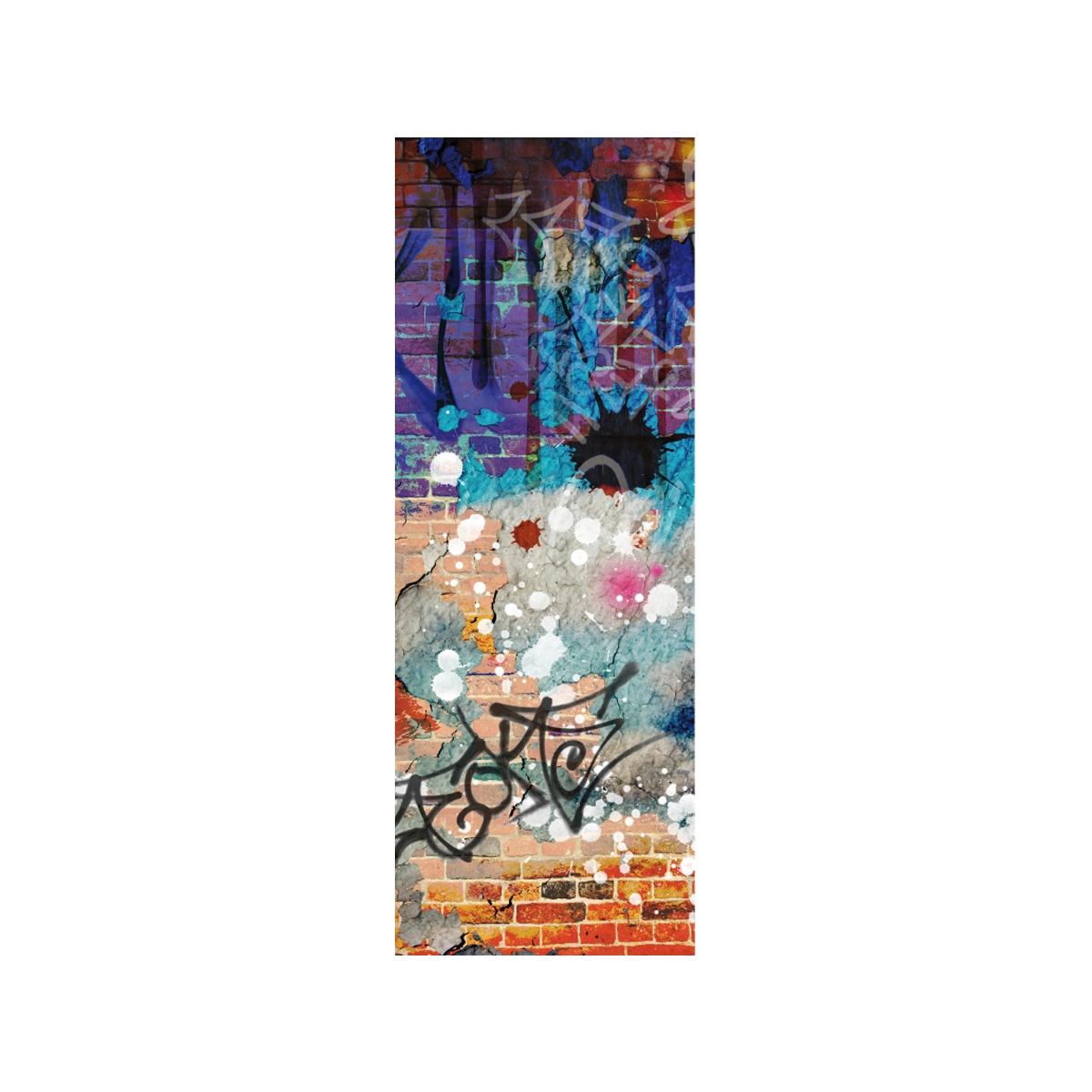 pin multicolor graffiti street art hd wallpaper city on pinterest. Black Bedroom Furniture Sets. Home Design Ideas