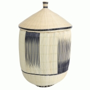 Panier déco - Panier décoratif RWANDAN Grand - Fib