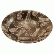 Vaisselle déco - Petit bol creux KOMBE en pierre -
