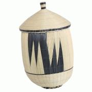 Panier déco - Panier décoratif RWANDAN Moyen - Fib
