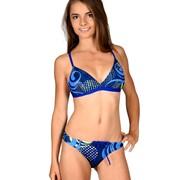Bikini bleu Tiga