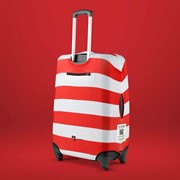 Housse de valise Arlequin