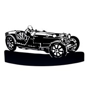 Applique murale voiture collection Bugatti type 35