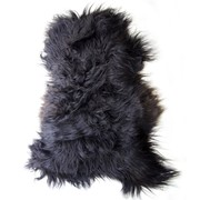 La One Moumoute peau de mouton enti�re � poils longs 100% naturelle