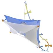 Lampe suspension enfant Cerf-volant